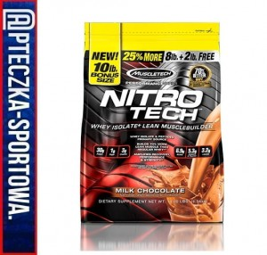 Nitro Tech  4536 g MuscleTech