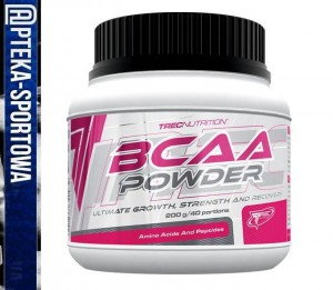 BCAA Powder 200 g TREC