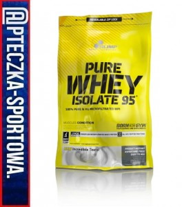 PURE WHEY ISOLATE 95 600 g Olimp