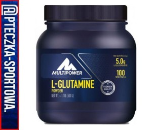 L-Glutamine 500 g MULTIPOWER