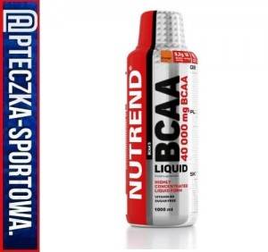 NUTREND  BCAA Liquid 1000 ml