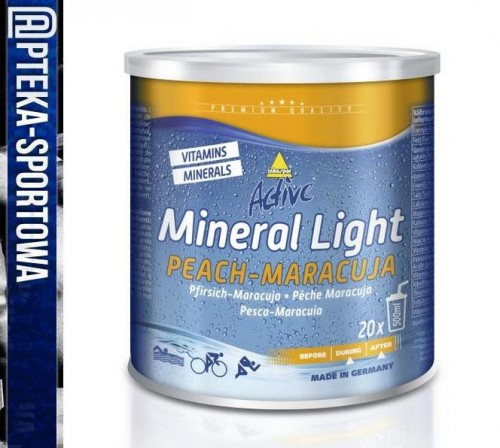 inkospor mineral light peach-maracuja