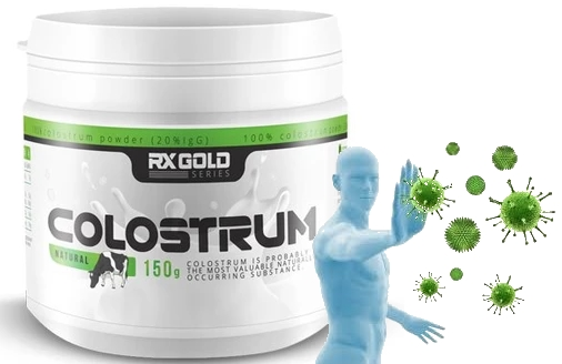 colostrum 100 %